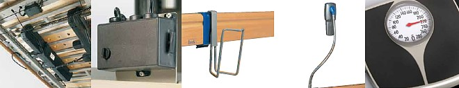 Szczegóły - łóżko rehabilitacyjne Adi.lec 220